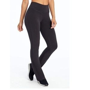 "Bally Tummy Control 32"" Workout Pants S Black"